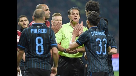 Serie A: Milán e Inter empataron sin goles en