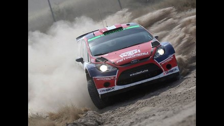 Mundial de Rally 2015: Nicolás Fuchs realizó Monday Test en Argentina