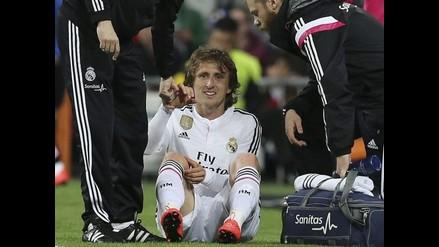 Real Madrid: Croacia culpa a Ancelotti de la lesión de Luka Modric