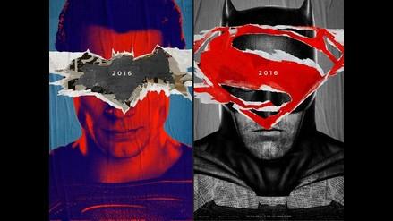 Batman vs. Superman: Revelan pósters oficiales de la cinta