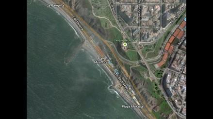 Google Maps rebautizó la Playa Waikiki de Miraflores