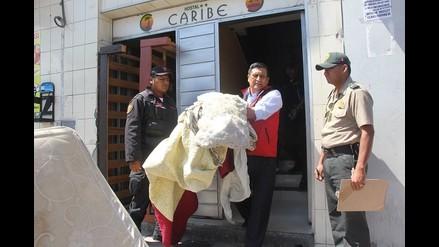 Arequipa: clausuran hotel por pésimas condiciones de higiene