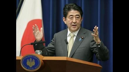 Encuentran dron en tejado de residencia de primer ministro de Japón