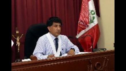 Chimbote: elevan a consulta investigación contra juez Concepción