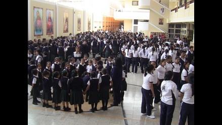 Lambayeque: unos 360 mil alumnos participarán en primer simulacro de sismo