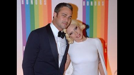 ¡Lady Gaga y Taylor Kinney agrandaron la familia!