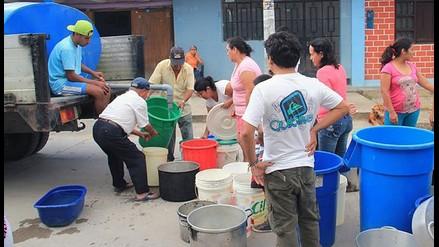 Chincha: suspenden servicio de agua por trabajos de mantenimiento