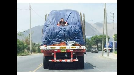 Cusco: intervienen camión que transportaba petróleo de manera ilegal