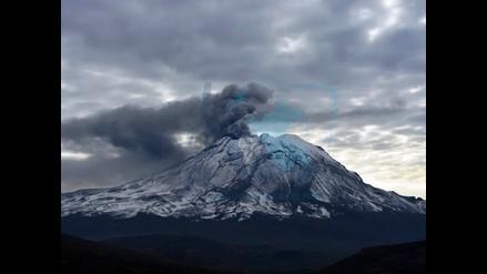 Autoridades visitarán zona afectada por explosión del volcán Ubinas