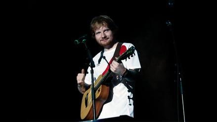 Ed Sheeran cumple el sueño de miles de peruanas
