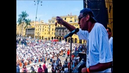 El sueño de Rafael Santa Cruz: Reunir 2015 cajoneros tocando en simultáneo