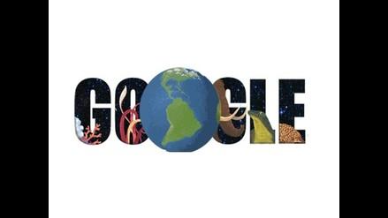 Descubre qué animal eres con el doodle del Día de la Tierra