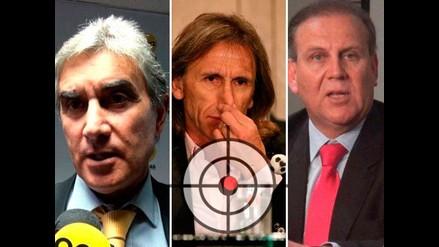 FPF: Alfredo Brito 'dispara' contra Gareca, Tejada y Juan Carlos Oblitas