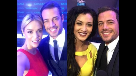 William Levy enamoró a las divas de la TV peruana
