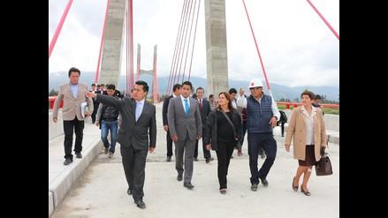 Huancayo: comisión MBL inspeccionó obras relacionadas al empresario
