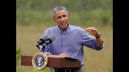 Obama: El cambio climático