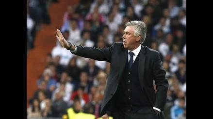 Carlo Ancelotti sobre Chicharito: Todo lo que pasó esta noche es merecido