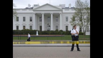 EE.UU: Alerta máxima en la Casa Blanca tras reporte de paquete sospechoso