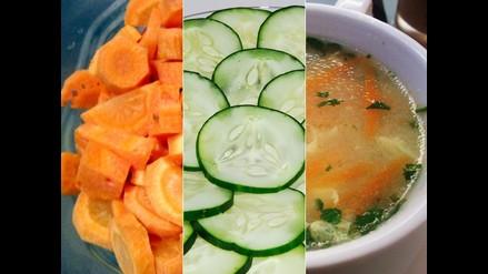 Alimentos que puedes comer en gran cantidad sin sentir culpa