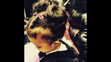 Chris Brown publicó otra tierna imagen de su hija Royalty