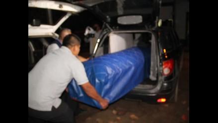 Arequipa: cuerpo de fallecido en enfrentamiento llega a Cocachacra