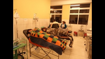 Cajamarca: personal del hospital de Chota se intoxicó con mercurio