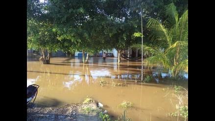 Tumbes: barrio San José en peligro ante inundaciones por desborde de río