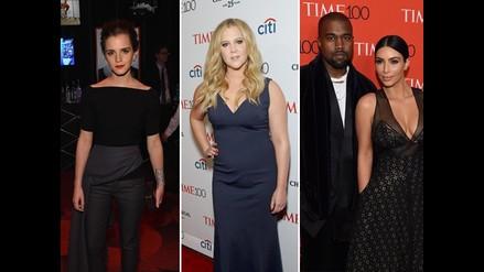 Time: las celebridades más influyentes y su paso por la alfombra roja