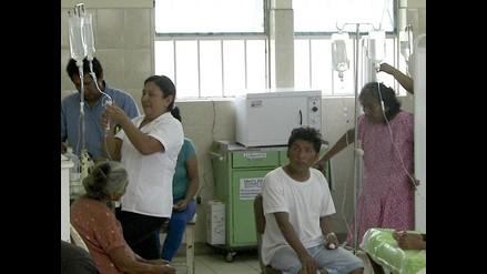 Piura: trabajadores de salud contrajeron dengue en Máncora