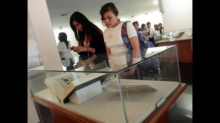 Día del Libro: Las Joyas de la Biblioteca Nacional del Perú