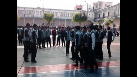 Arequipa: 180 mil estudiantes participaron en simulacro de sismo