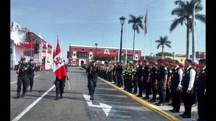 Desde hoy La Libertad cuenta con 4 mil 500 policías