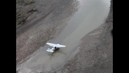 Vraem: intervienen dos avionetas bolivianas en pista clandestina