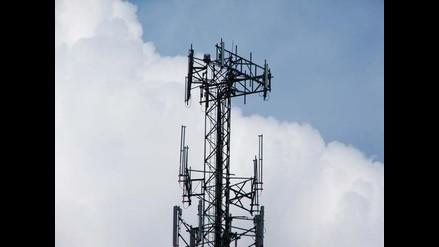 Perú: nivel de radiofrecuencia de antenas son los más bajos en la región