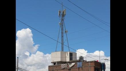 Huancayo: municipalidad recibe denuncias sobre instalación de antenas