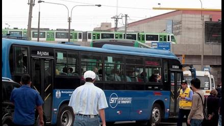 Los buses azules volvieron al corredor Javier Prado-La Marina-Faucett