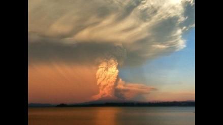 Volcán Calbuco: mejora situación en área argentina afectada por cenizas