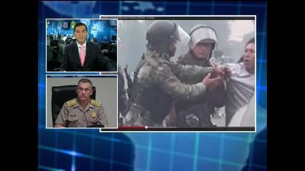 Arequipa: relevan a jefes operativos tras denuncias de abuso de autoridad
