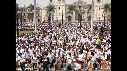 Festival internacional del Cajón busca batir Récord Guiness