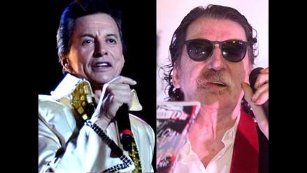 Palito Ortega grabó tema junto a Charly García