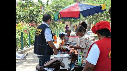 Chiclayo: Sanidad prepara visita a quioscos insalubres de colegios