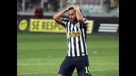Alianza Lima vs. César Vallejo: Guevgeozián desperdicia clara ocasión de gol