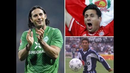 Claudio Pizarro: Los 10 mejores momentos de su carrera, según la Bundesliga