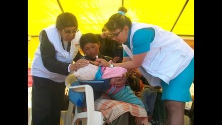 Ayacucho: aplicarán siete mil vacunas a menores de cinco años
