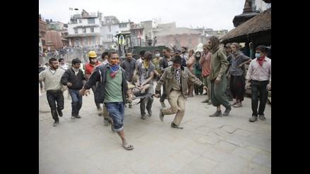Terremoto en Nepal: réplicas retrasaron evacuación de peruanos