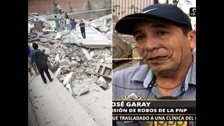 Resumen: Terremoto de 7,9 grados en Nepal mata a cerca de 2 mil personas, periodistas y montañista peruanos a salvo tras sismo y coronel Garay anuncia querella contra Oropeza