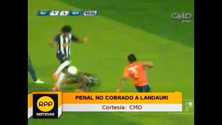 Alianza Lima vs. César Vallejo: Mira el penal del que todos hablan