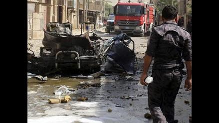 Irak: Atentados con coches bombas en Bagdad dejan al menos nueve muertos