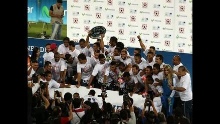 Alianza Lima vs. César Vallejo: ´Poetas´se quedaron con el Torneo del Inca