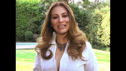 Myriam Hernández: 'Lo que cura mi resfrío es la comida peruana'